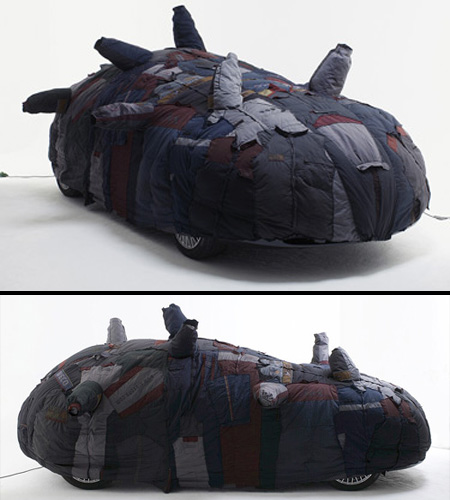 Creative and Unusual Car Covers