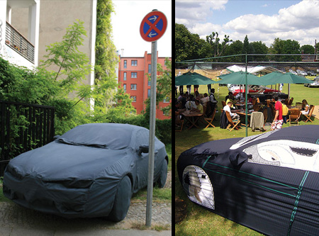 Intersection Car Covers