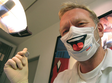 Colgate Surgical Mask