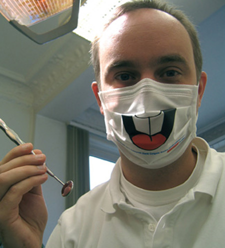 Creative Dentist Mask