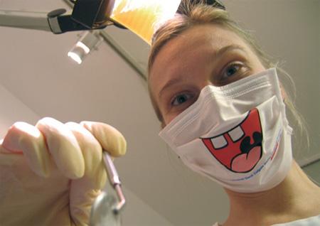 Colgate Surgical Masks for Dentists
