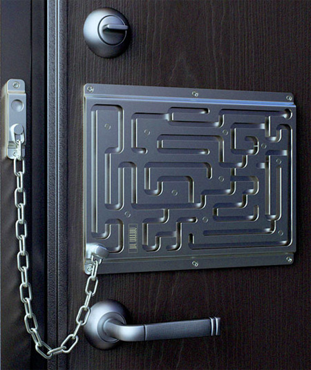 Defendius Labyrinth Security Lock