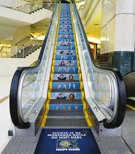 HopiHari Theme Park Advertisement