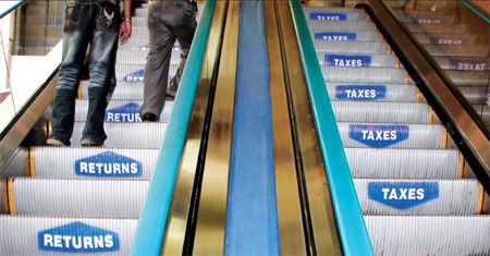 Tata Mutual Fund Escalator Advertisement