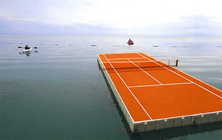 Extreme Tennis Court Locations 3