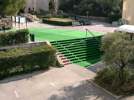 Extreme Tennis Court Locations 4