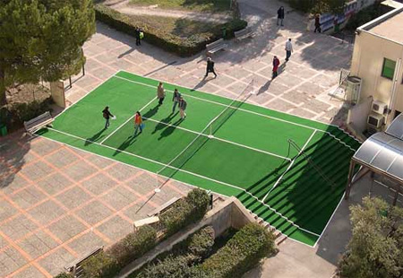 Extreme Tennis Court Locations 5