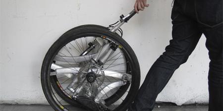 Innovative Folding Bicycle Design