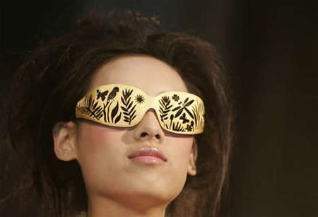 Gold Glasses