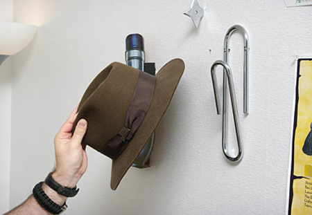 Paper Clip Wall Hook