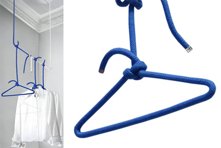 Cool Hangers 18 modern clothes hanger designs