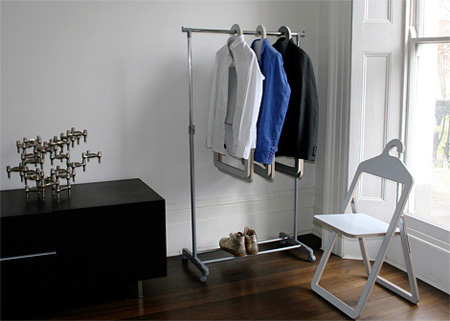 Clothes Hanger Chair