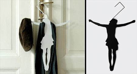 Jesus Clothes Hanger
