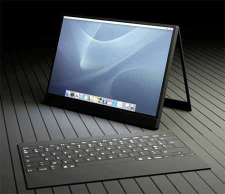 Apple Mactab Concept