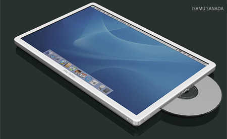 Mac Tablet Concept
