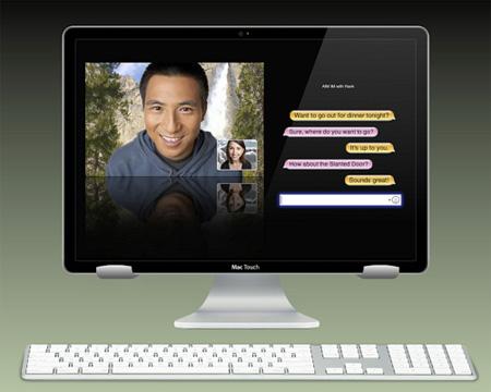 Apple Mac Tablet Concept
