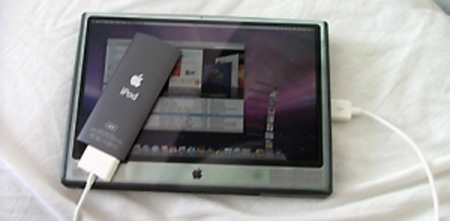 Apple Mac Tablet Concept