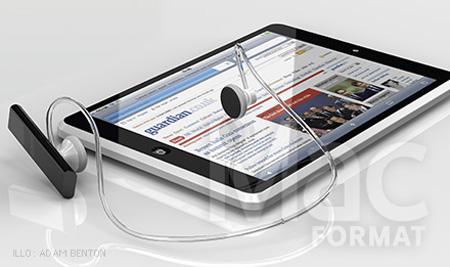 Apple Mac iTablet Concept