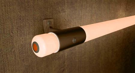 LED Handrail Concept