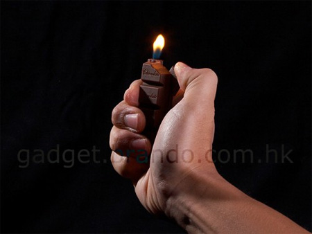 Chocolate Lighter