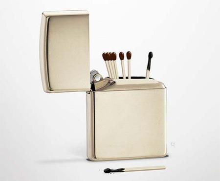 Matchbox Lighter