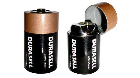 Battery Lighter