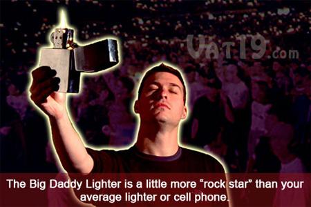 Big Daddy Jumbo Lighter