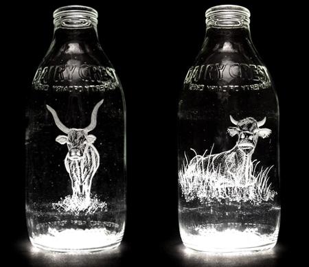 Beautiful Milk Bottle Engravings 7