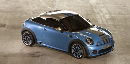 50th Anniversary MINI Coupe Concept