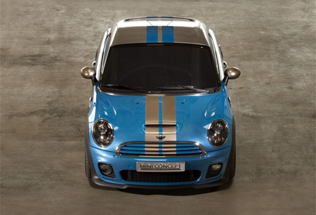 Anniversary MINI Coupe Concept