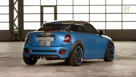 50th Anniversary MINI Cooper Concept