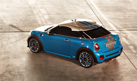 2009 MINI Cooper Coupe Concept