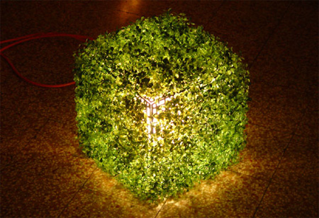 Grass-On Lamp