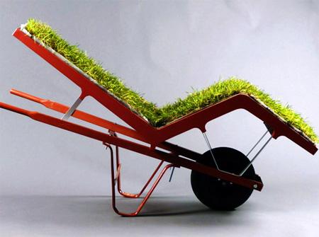 Chaise Lawn Chair