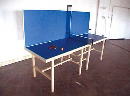 Extreme Ping Pong Table Designs