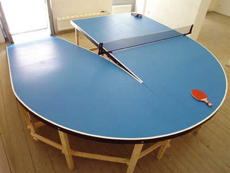 Extreme Ping Pong Table Designs 5