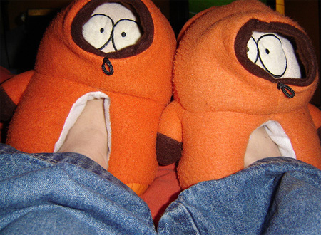 South Park Slippers