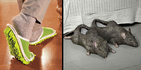 14 Unusual and Creative Slippers