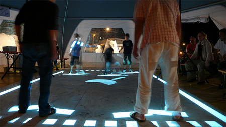 Sportpong Real Life Pong Game