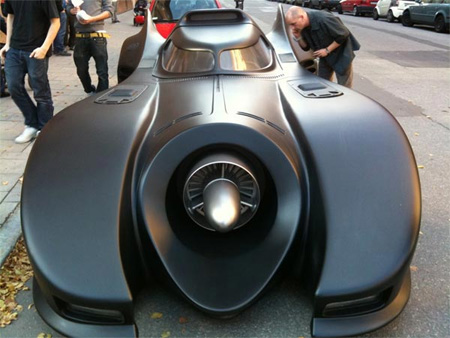 Full Size Batmobile Replica