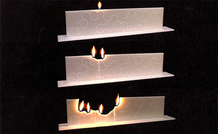 BRAVIT Candle