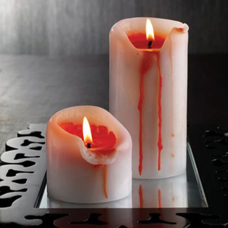 Bleeding Candle