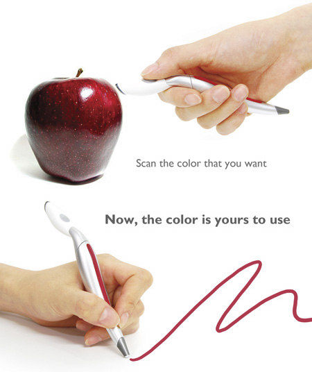 Color Picker Pen