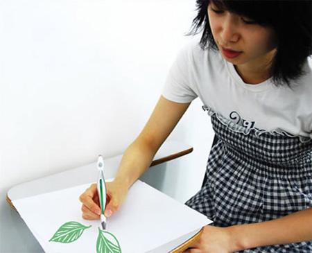 Color Picker Pen by Jinsu Park