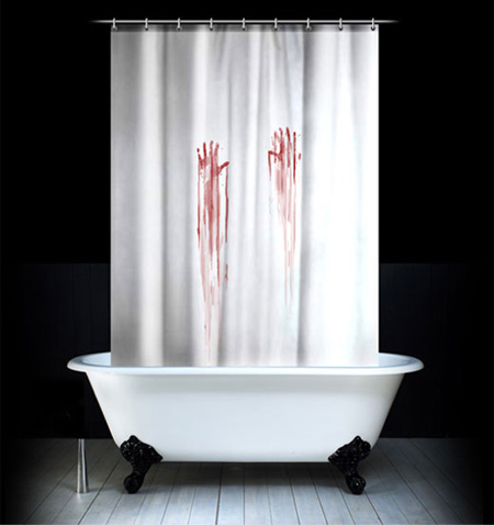 Bloody Curtain