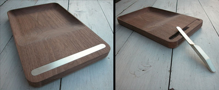Ventiquattro Cutting Board