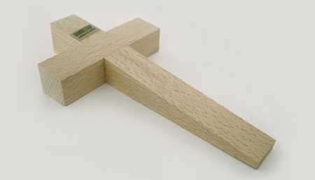 Cross Doorstop