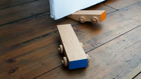 Wedge Racer Doorstop