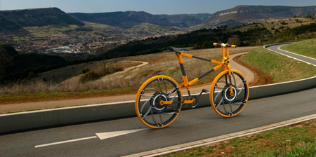 Cool Portable Bicycle Concept