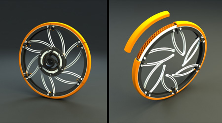 Portable Bicycle Concept